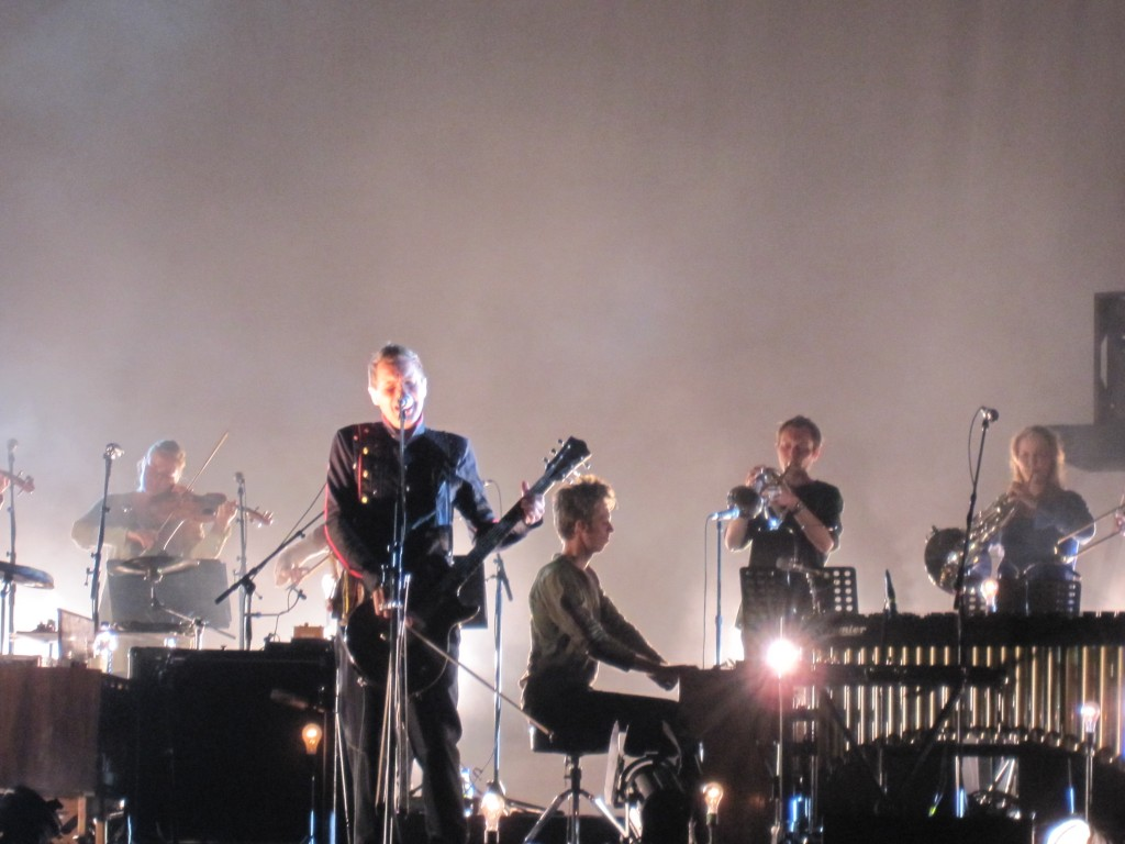 Sigur Ros Hollywood Forever Cemetery